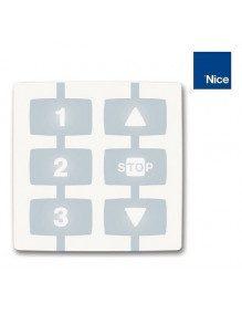 NiceWay WM003C1G - Emetteur Nice 3 canaux + 1