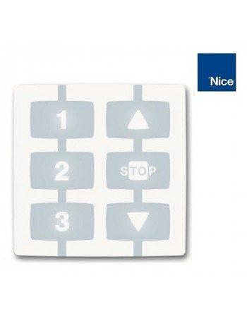 Emetteur Nice 3 canaux + 1
