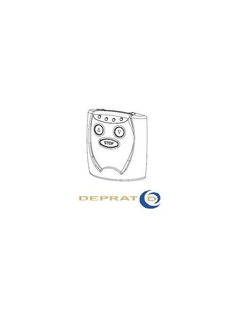 Telecommande Deprat COM'ON 4 canaux