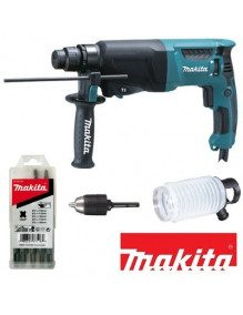 Makita HR2600X9 - Perforateur Makita SDS-Plus 800 W