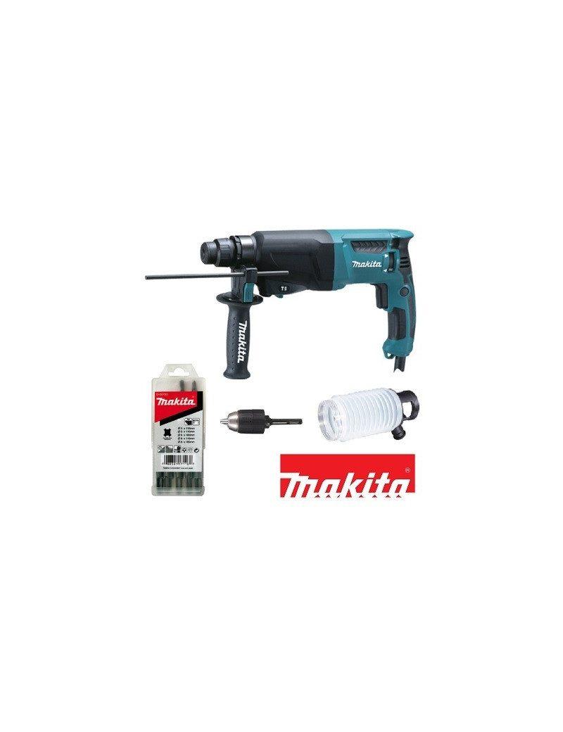 Makita HR2600X9 - Perforateur Makita SDS-Plus 800 W