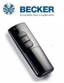 Telecommande Becker EasyControl EC541-II noire