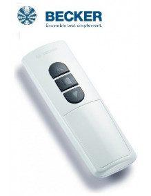 Telecommande Becker EasyControl EC541-II blanche