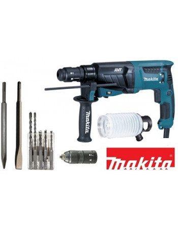 Perforateur burineur Makita SDS-Plus 800W 26 mm