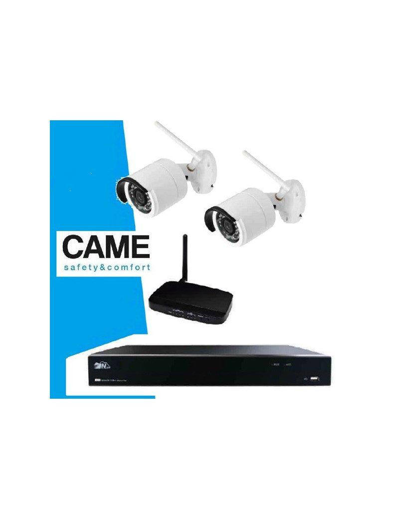 Kit Videosurveillance Came 2 cameras IP Wifi