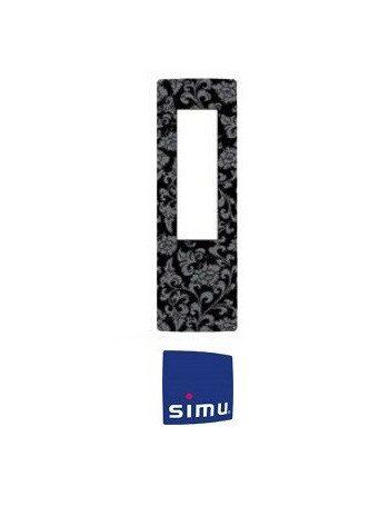 Cadre pour telecommande Simu Hz Fleur de Lys