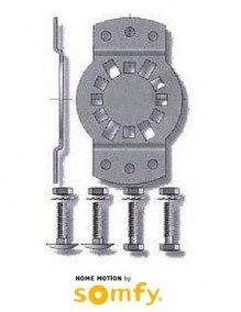 Somfy 9420654 - Support moteur Somfy LT50 LT60 CSI