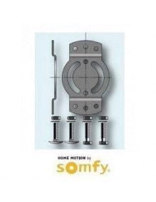Somfy 9410656 - Support moteur Somfy LT50 CSI entraxe 44