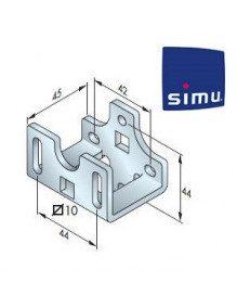Simu 9001735 - Support moteur Simu T5 Déporté