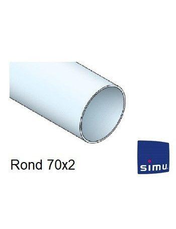 Bagues Rond 70x2 Simu T6 - Dmi6