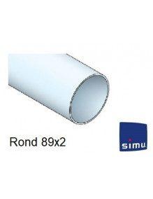 Bagues Rond 89x2 Simu T6 - Dmi6