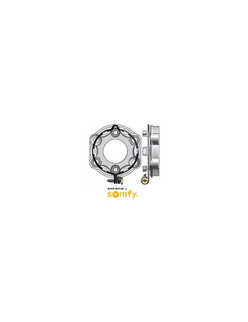 Somfy 9420631 - Support moteur Somfy LT50 LT60 universel zamac