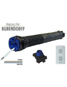 Bubendorff 221136 - Moteur Bubendorff RG 25 newtons + adaptateur ID 1.2