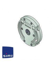 Treuil Simu 1424 1/8 H10-C10 - Volet roulant