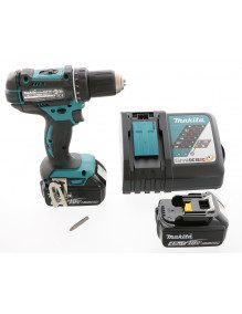 Makita DDF482RMJ - Perceuse visseuse Makita 18V Li-Ion 4Ah