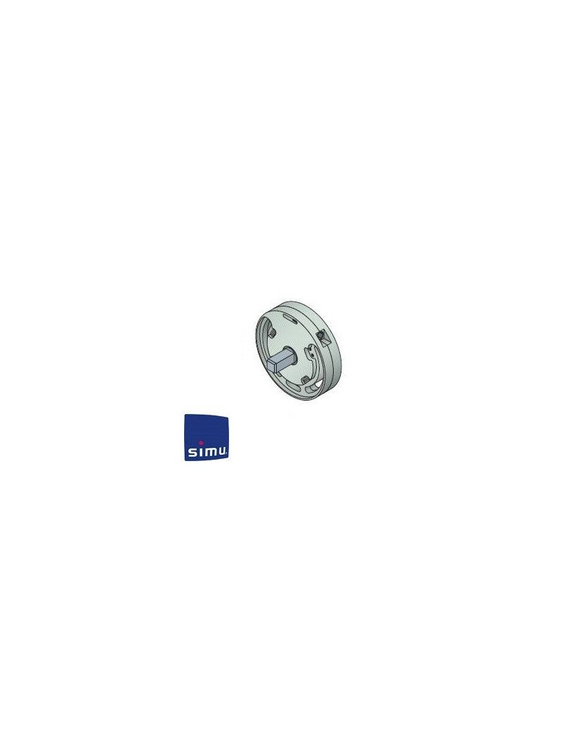 Treuil Simu 1420B 1/7 H7-C10 - Volet roulant