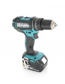 Makita DHP482RTJ - Perceuse visseuse à percussion Makita 18V 5 Ah