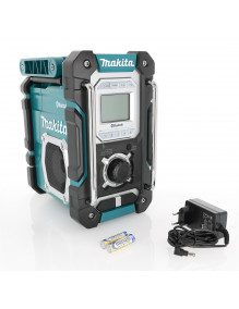 Radio de chantier Makita DMR108 7.2 à 18V Li-Ion