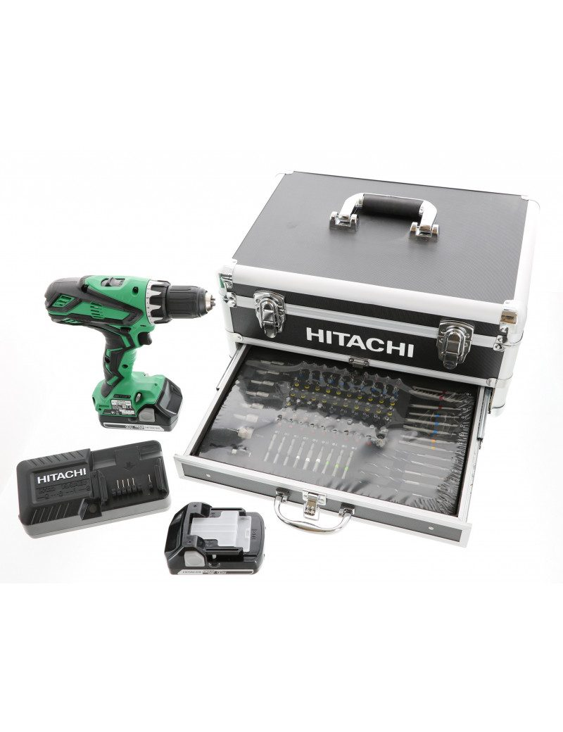 Perceuse-Visseuse Hitachi 18V - 2.5Ah