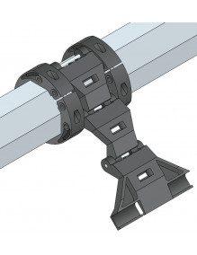 Charnière 9840226 - Charnière VAS - 4 éléments - Lame de 14 mm