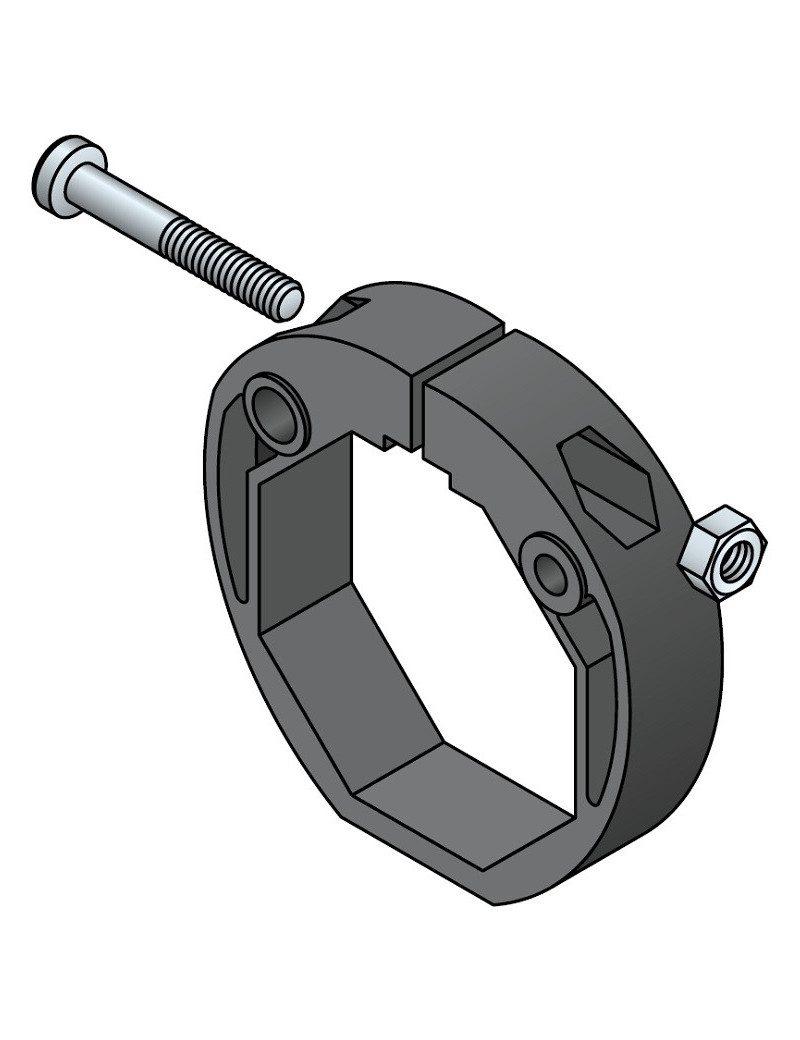 Bague 9480219 - Bague VAS - Tube octo 40 mm