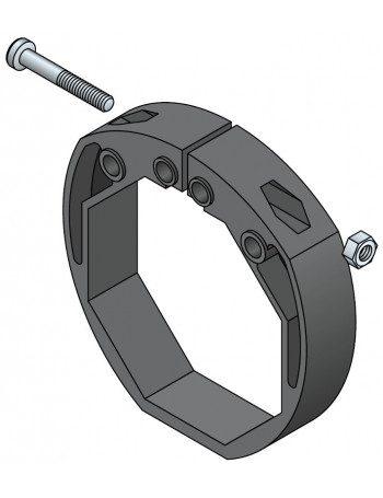 Bague 2003596 - Bague VAS - Tube octo 70 mm