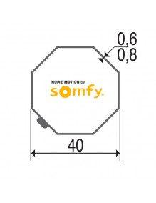 Somfy 9500398 - Bagues Octogonal 40 moteur Somfy LS40