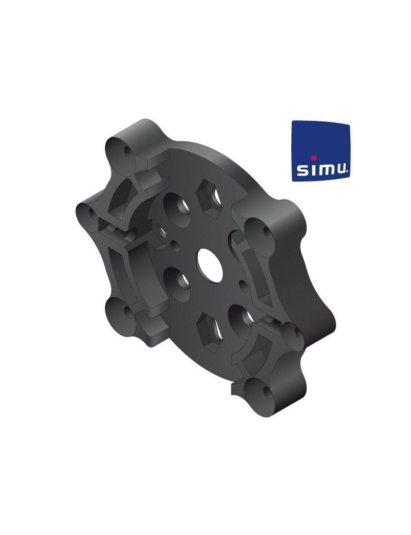 Support moteur Simu universel