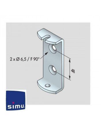 Support moteur Simu T5 Etrier