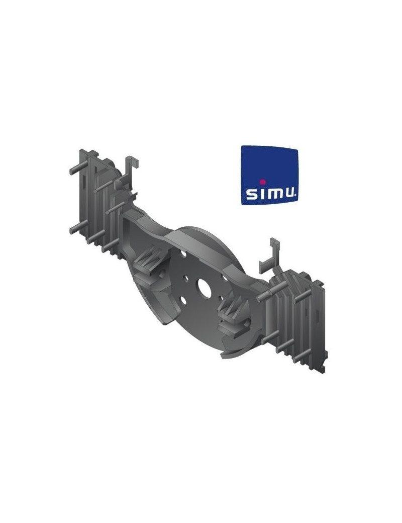 Support moteur Simu T5 Papillon