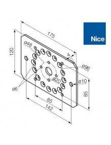 Nice 525.10089 - Support moteur Nice Era MH pour flancs