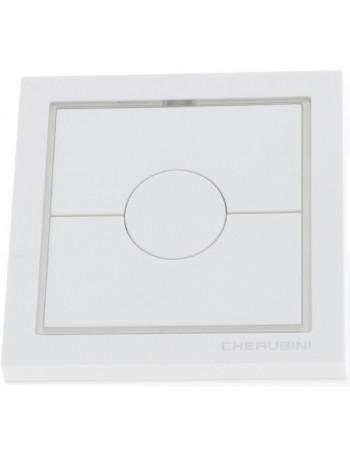 Cherubini A530090L - Telecommande Cherubini Giro Wall blanche
