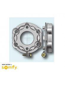 Somfy 9910007 - Support moteur Somfy LT50 LT60 universel tarraudé