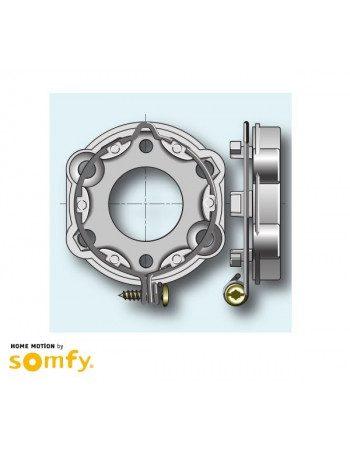 Somfy 9910007 - Support moteur Somfy universel tarraudé