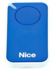 Nice Era INTI2B - Telecommande Nice Era Inti bleu 2 canaux