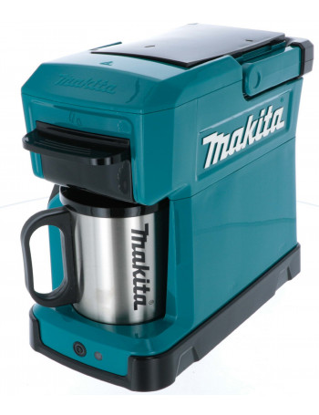 Makita DCM501Z - Machine a cafe Makita 18 V ou 12 V Li-Ion