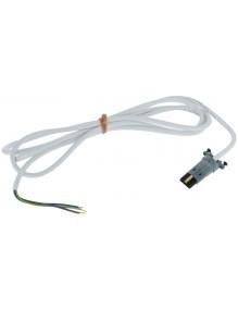 Somfy 9001646 - Cable blanc Somfy moteur radio 50/60 VVF 2.5M