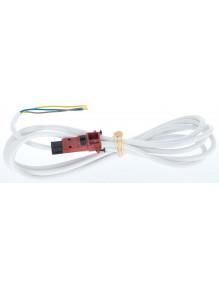 Somfy 9203895 - Cable blanc Somfy moteur radio VVF 3M