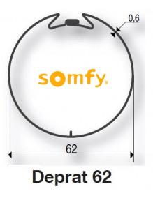 Bagues moteur volet roulant Somfy Deprat 62