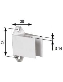 Simu 2001946 - Bloqueur de manivelle D14 blanc - Volet roulant