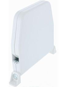 Enrouleur OPO206-001 - Enrouleur à cordon 6m/4mm - Blanc