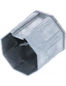 Embout octogonal 70/13 côté treuil EAX4170
