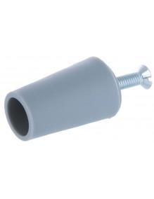 Butée volet roulant conique gris alu-métallic ARC040-003