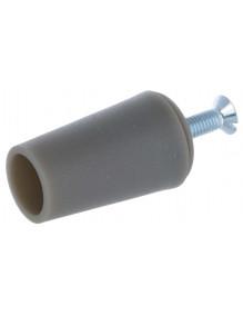 Butée volet roulant conique gris quartz ARC040-029