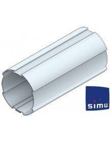 Bagues Deprat 53 moteur Simu T5 - Dmi5 (axe en 3D)