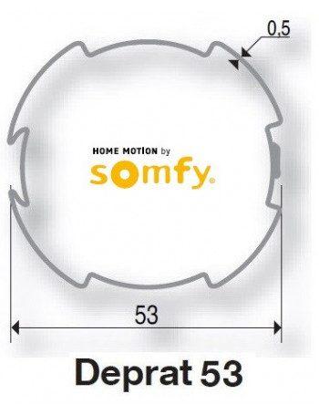 Bagues Deprat 53 moteur Somfy LT50 - LT50 CSI
