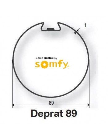 Bagues Deprat 89 moteur Somfy LT50 - LT50 CSI