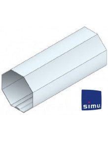 Bagues Octogonales 60 moteur Simu T5 - Dmi5