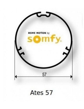 Bagues Ates 57 moteur Somfy LT50 - LT50 CSI
