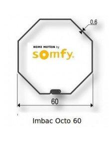 Somfy 9410418 - Bagues Imbac Octo 60 moteur Somfy LT50 - LT50 CSI